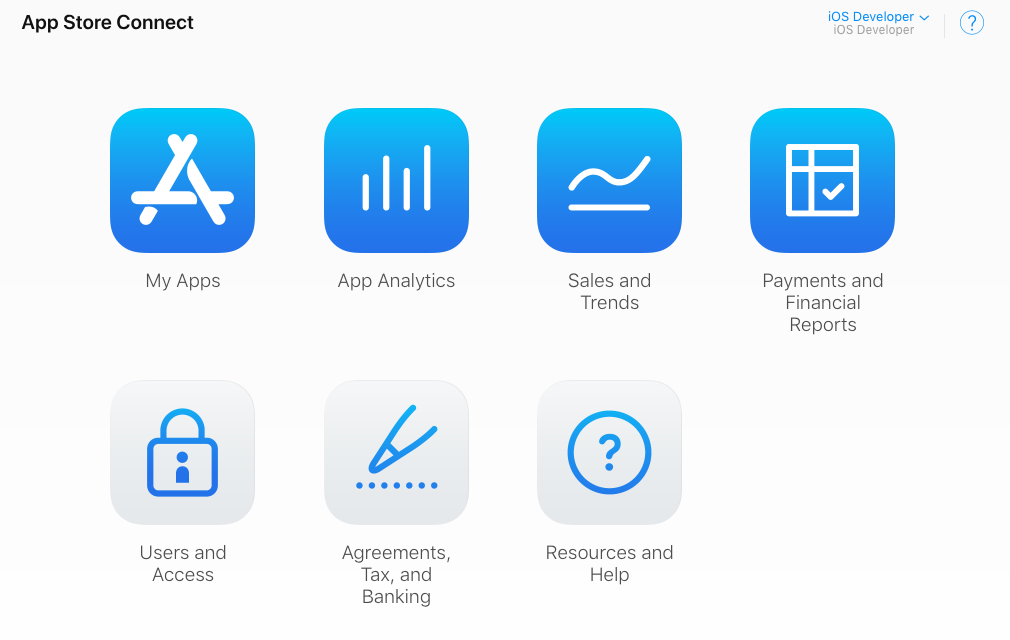 Publish an iOS application in the AppStore - Developer How-to