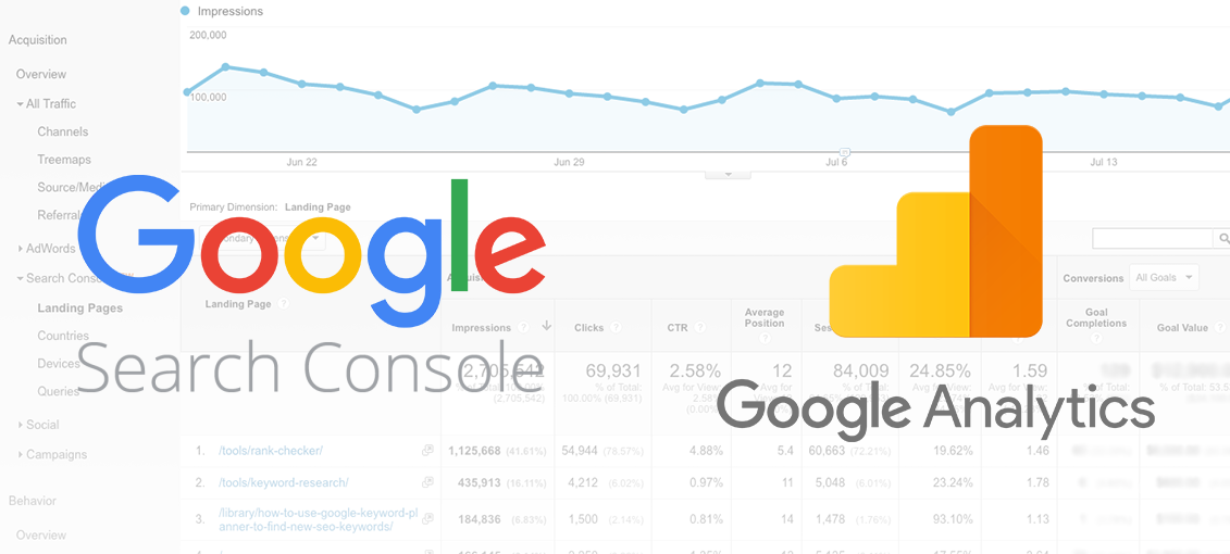 Google SEO Tools to improve your site rank